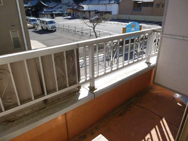 メゾン小森 2階 バルコニー