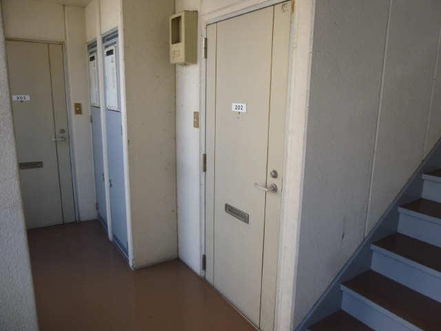 メゾン小森 2階 玄関