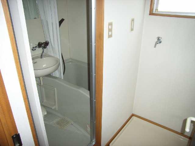 メゾン小森 4階 浴室