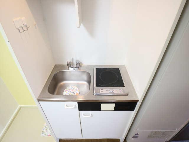 オーチャード・コート 2階 キッチン