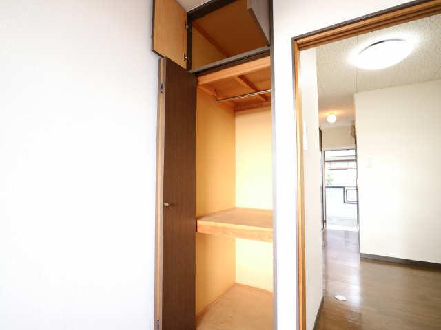 オーチャード・コート 2階 収納