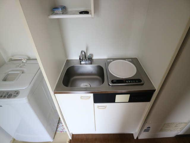 オーチャード・コート 1階 キッチン