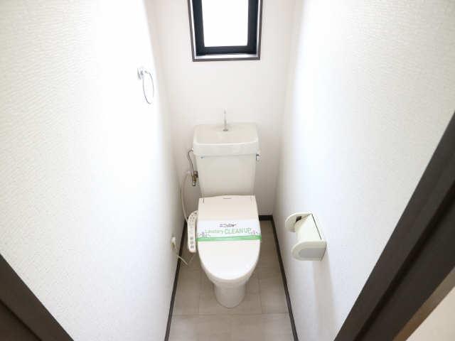 オーチャード・コート 1階 WC