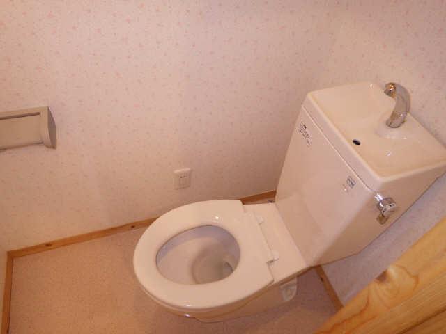 カーサ・フェリーチェ南棟 5階 WC