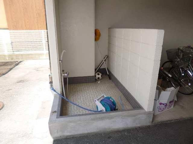 CASA本郷 4階 ペット洗い場