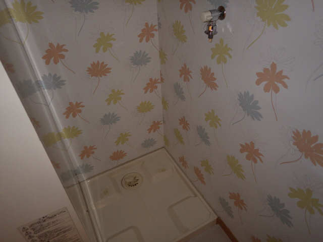 CASA本郷 4階 洗濯機置場
