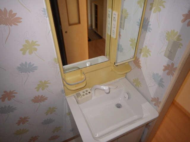 CASA本郷 4階 洗面