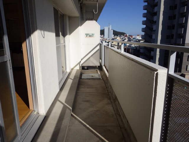 CASA本郷 5階 バルコニー