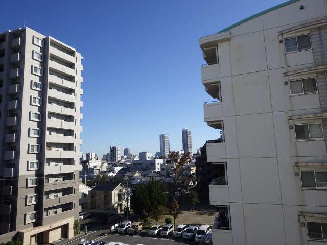 CASA本郷 5階 眺望