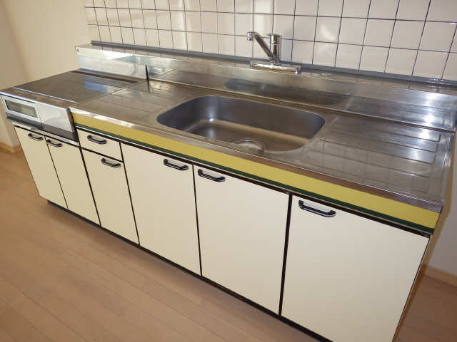 CASA本郷 4階 キッチン