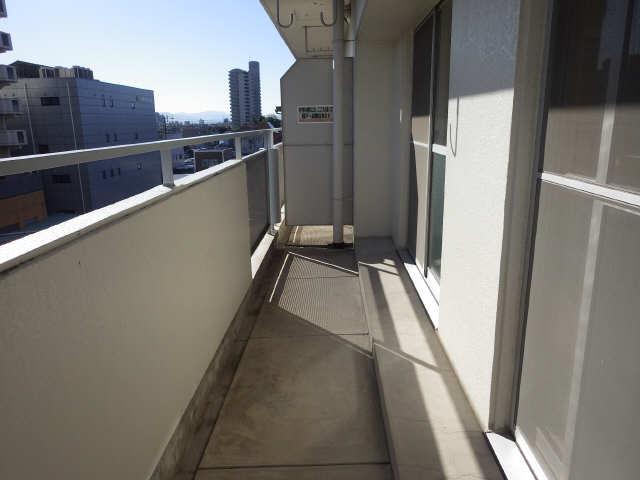 CASA本郷 4階 バルコニー