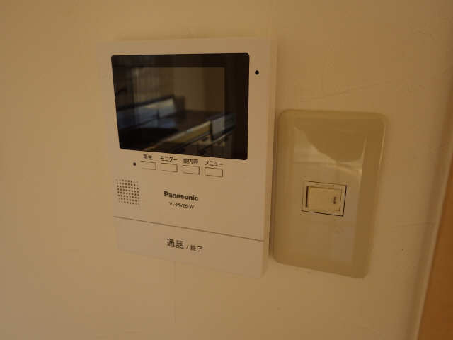 CASA本郷 4階 モニター付きインターホン