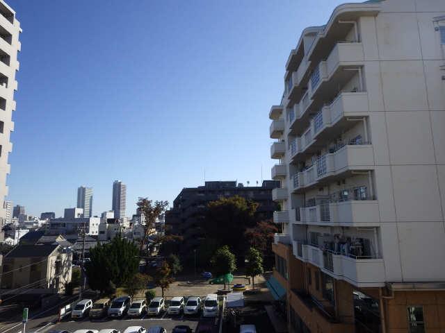 CASA本郷 4階 眺望