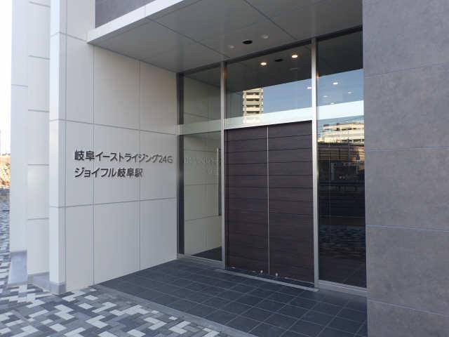 ジョイフル岐阜駅 カーサ・イースト 20階 エントランス