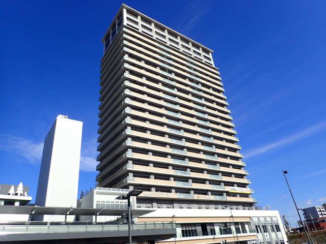 ジョイフル岐阜駅 カーサ・イースト 20階 外観