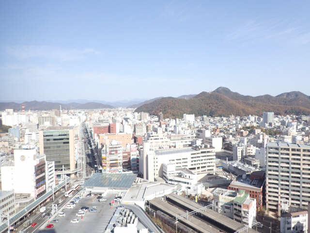 ジョイフル岐阜駅 カーサ・イースト 20階 眺望