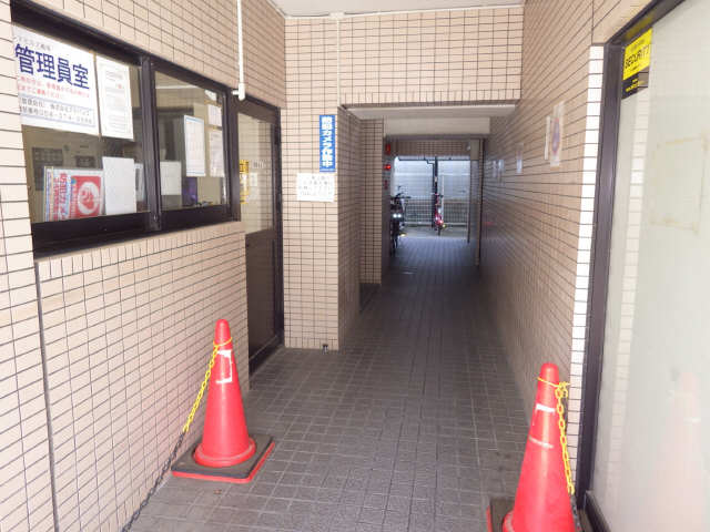 セントヒルズ岐阜406・407 5階 ロビー