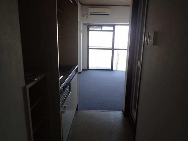 セントヒルズ岐阜406・407 5階 室内