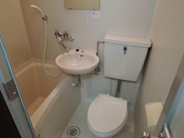 プチメゾン辰 1階 浴室
