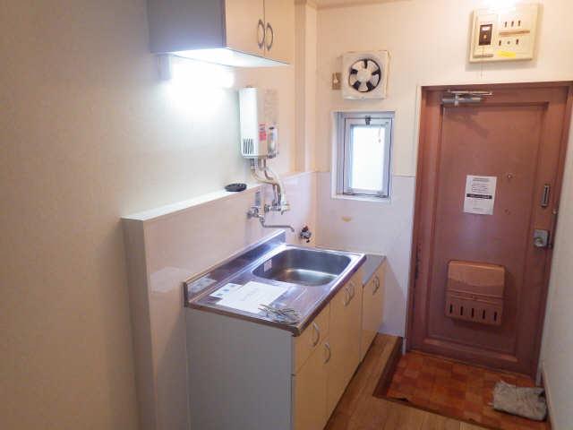 大寿ハウスⅠ 1階 キッチン