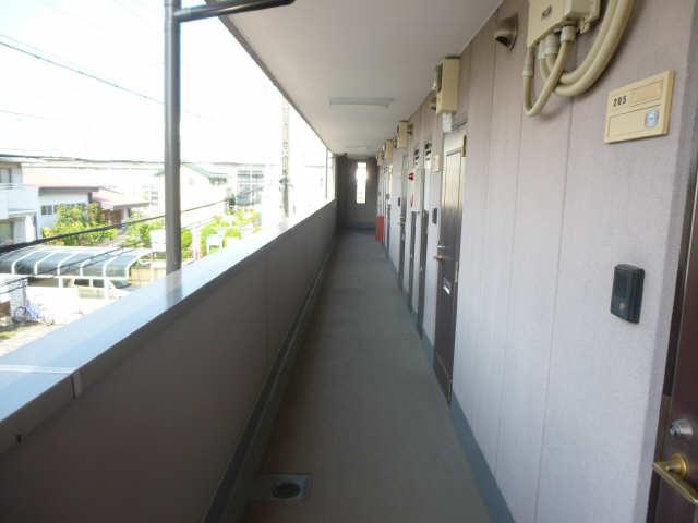 ハーヴェスト中平 2階 共有部分