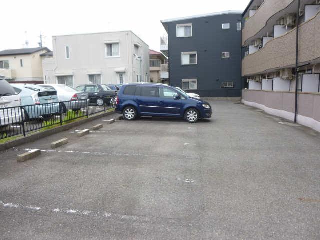 ハーヴェスト中平 2階 駐車場