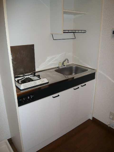 ハーヴェスト中平 2階 キッチン