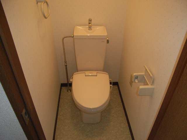 ハーヴェスト中平 2階 WC