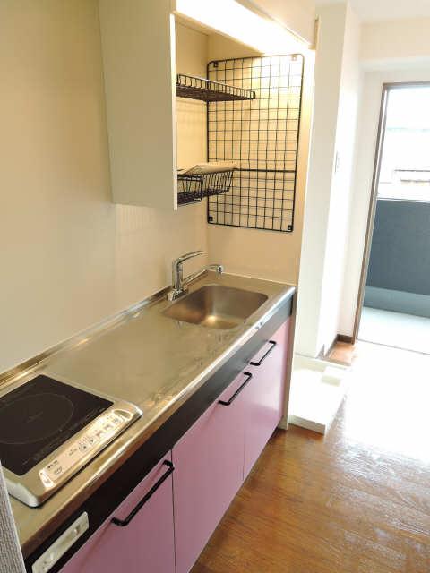 ヤングビレッジMAKI 3階 キッチン