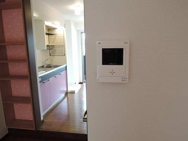 ヤングビレッジMAKI 3階 モニター付インターホン