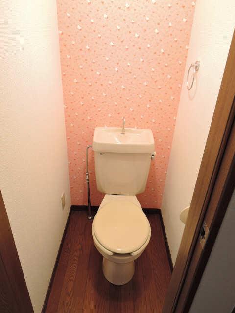 ヤングビレッジMAKI 3階 WC