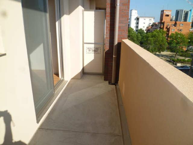 4階南側バルコニー
