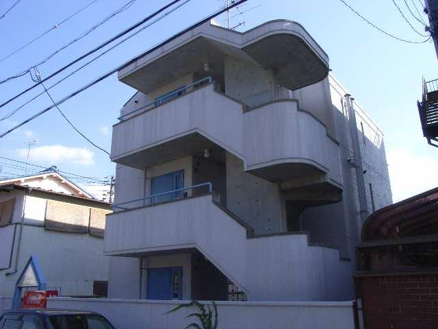 フレンドリーボックス 3階 外観(北側)
