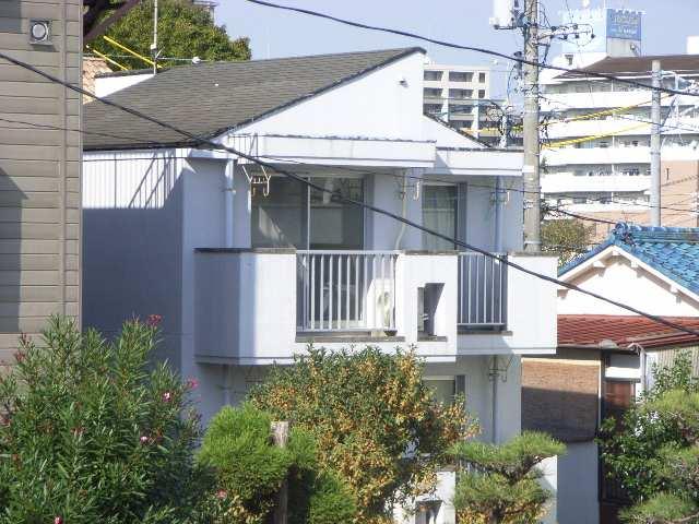フレンドリーボックス 3階 外観(南側)