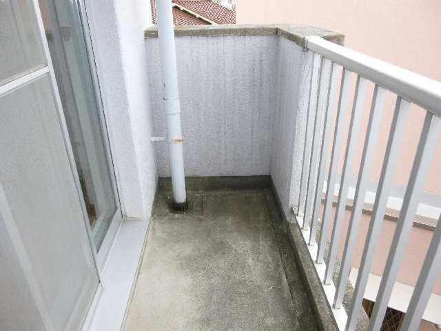 フレンドリーボックス 3階 ベランダ