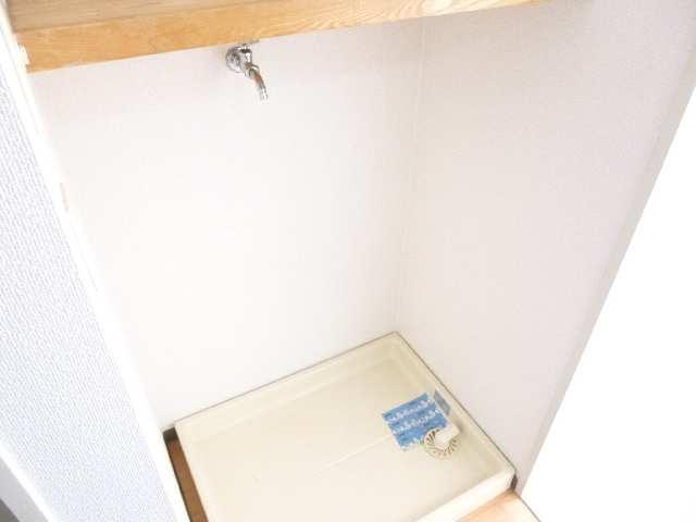 フレンドリーボックス 3階 洗濯機置場