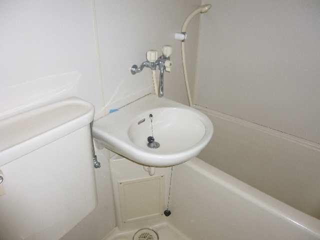 フレンドリーボックス 3階 洗面