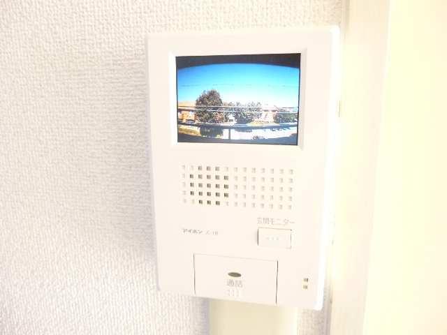 フレンドリーボックス 3階 モニター付インターホン