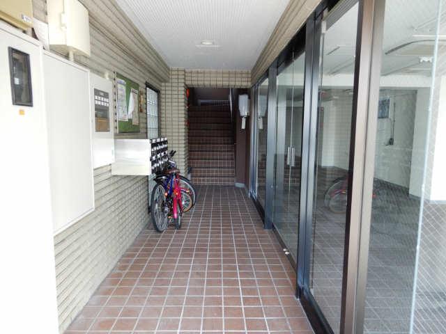 寿秀ハウス 3階 ロビー