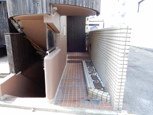 寿秀ハウス 3階 北側入り口