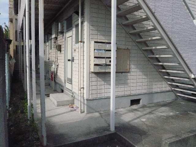 ジュネス幸川 2階 集合ポスト
