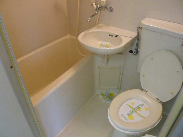 ジュネス幸川 2階 浴室