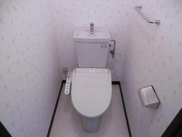 カーサビアンカ大村 1階 WC