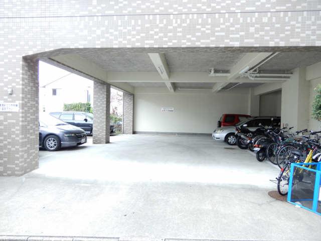グリーンクレスト杁中 2階 駐車場