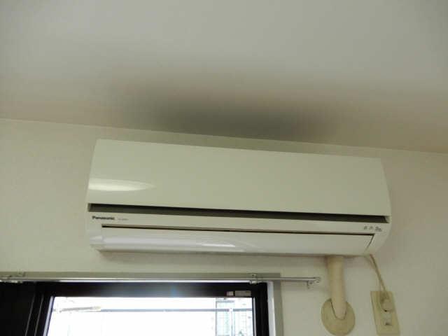 グリーンクレスト杁中 2階 エアコン