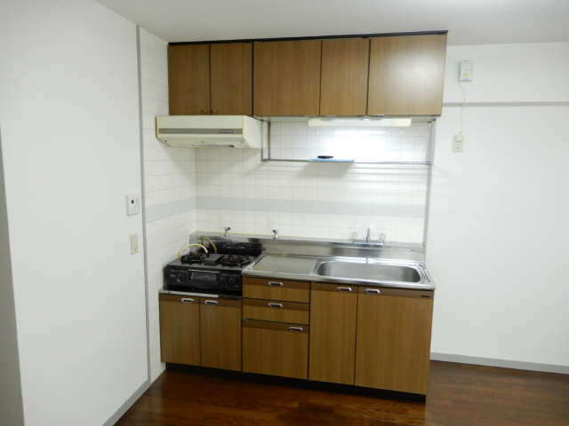グリーンクレスト杁中 2階 キッチン