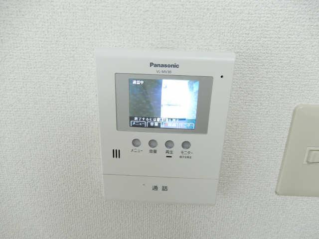 グリーンクレスト杁中 2階 モニター付きインターホン