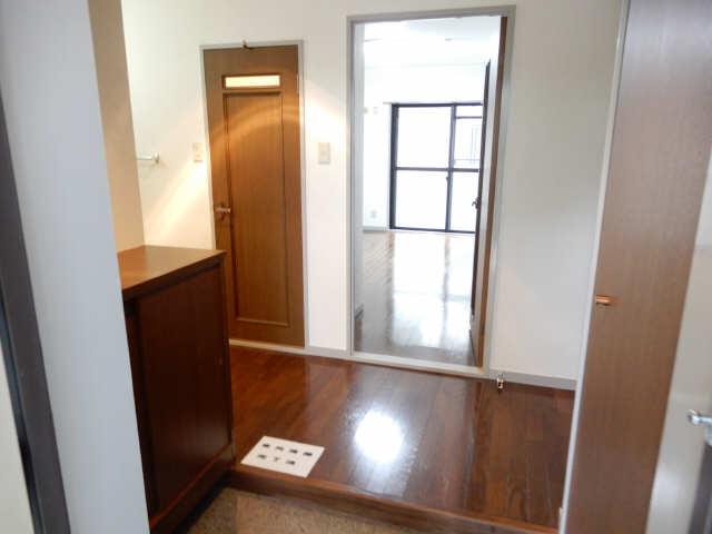 グリーンクレスト杁中 2階 玄関