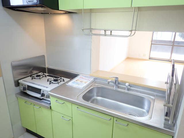 エクレール田面 1階 キッチン