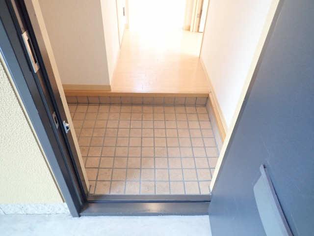 エクレール田面 1階 玄関
